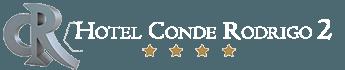 Hotel Conde Rodrigo II – Ciudad Rodrigo Logo