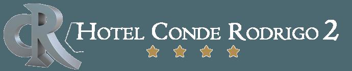 Hotel Conde Rodrigo 2 – Ciudad Rodrigo Logo