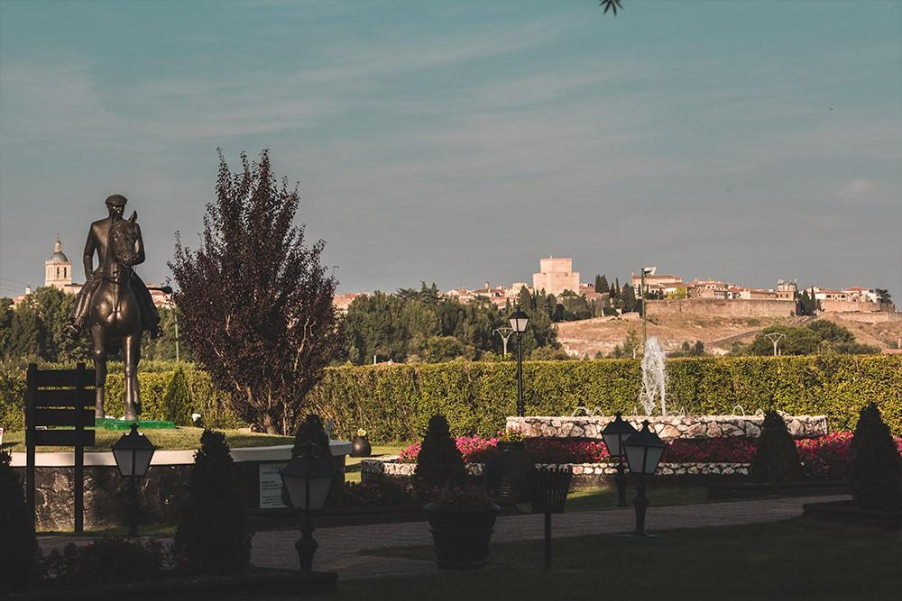 Maravillosas vistas de Ciudad Rodrigo